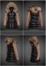 Пуховик женский Монклер зима