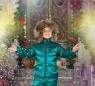 Детский зимний комплект