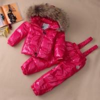 Детский зимний комплект для девочек