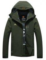 Теплая спортивная куртка