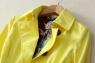 Женская длинная плащ-ветровка