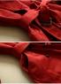 Женская плащ-куртка с длинным рукавом